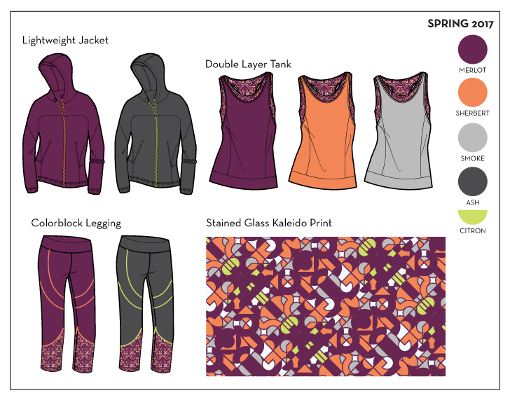 Fashion line sheet why create a product line sheet for Clothing line sheet template