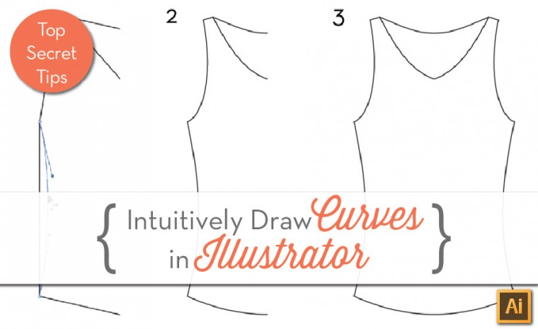 Drawing Smooth Curved Lines In Illustrator : Easily draw curved lines in illustrator for