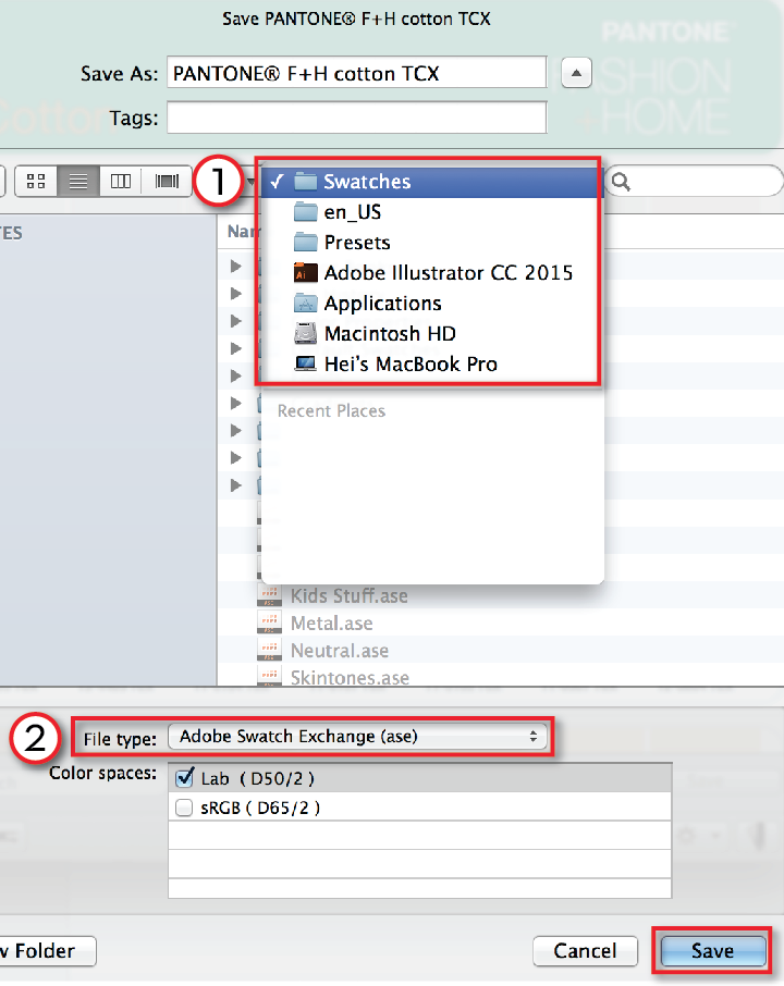 adobe swatch exchange file