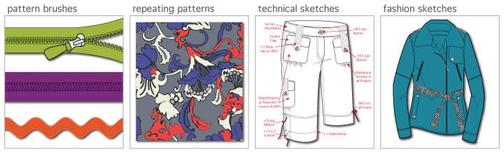 Fashion Illustration Using Adobe Illustrator Fashion Denver